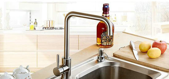 All Kinds of Faucets