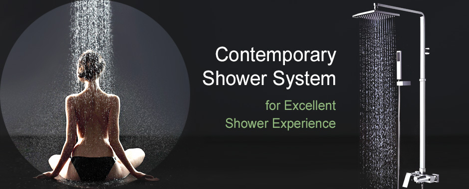 2019 New Shower Systems